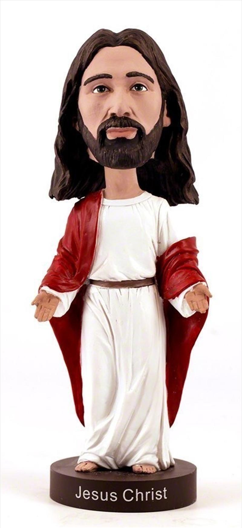 Bobblehead Jesus Christ Version 2 8' | Merchandise