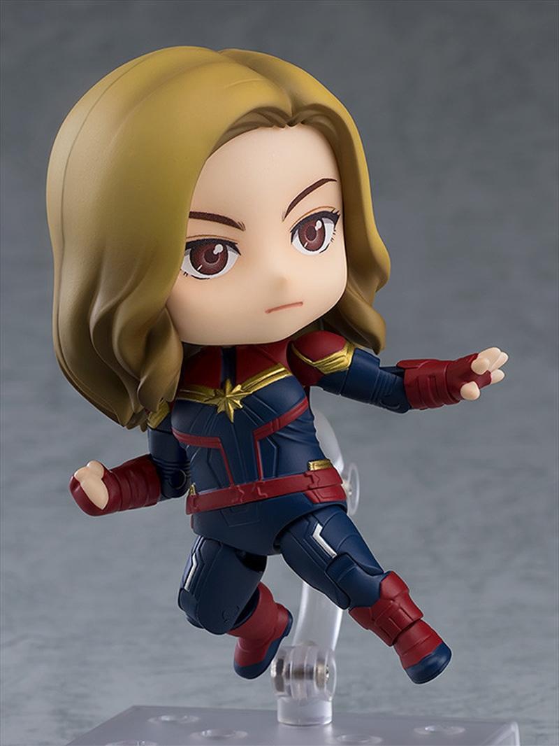 Captain Marvel Captain Marvel: Hero's Edition Dx Ver. Nendoroid   Merchandise
