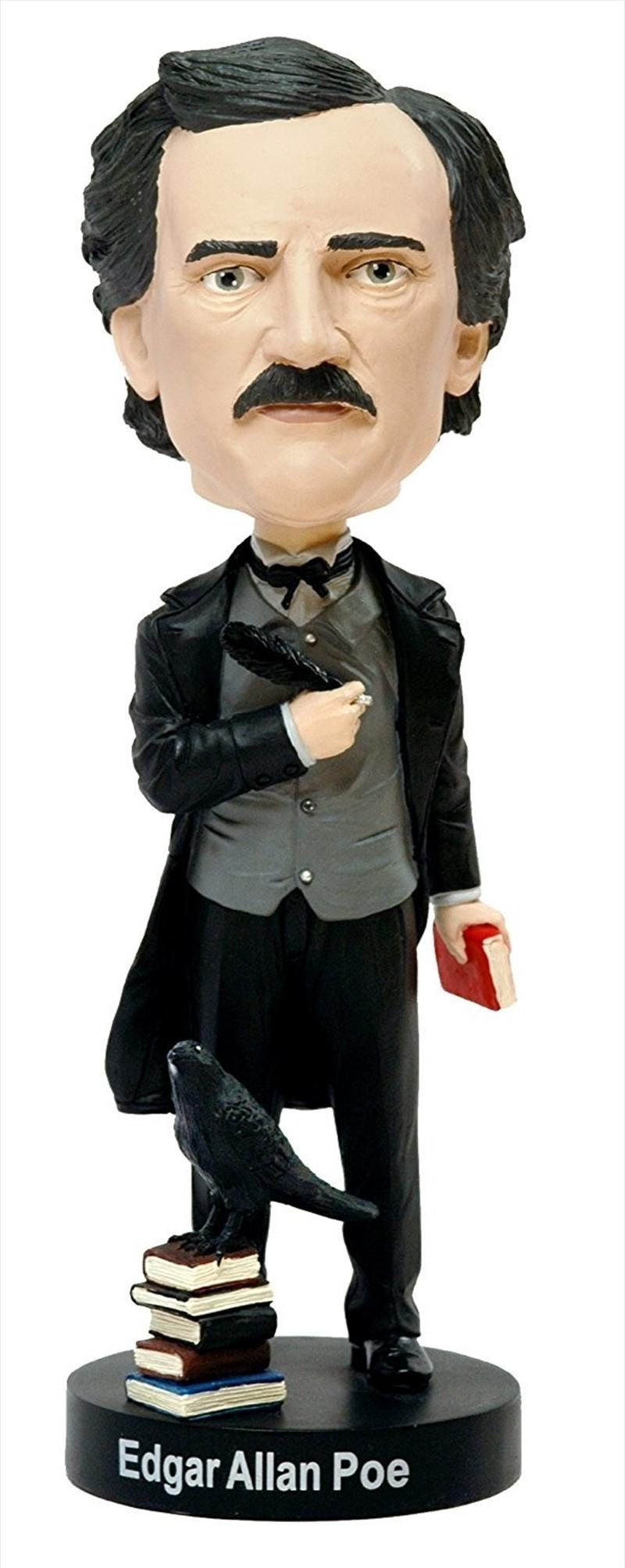 Edgar Allan Poe 8 Inch | Merchandise