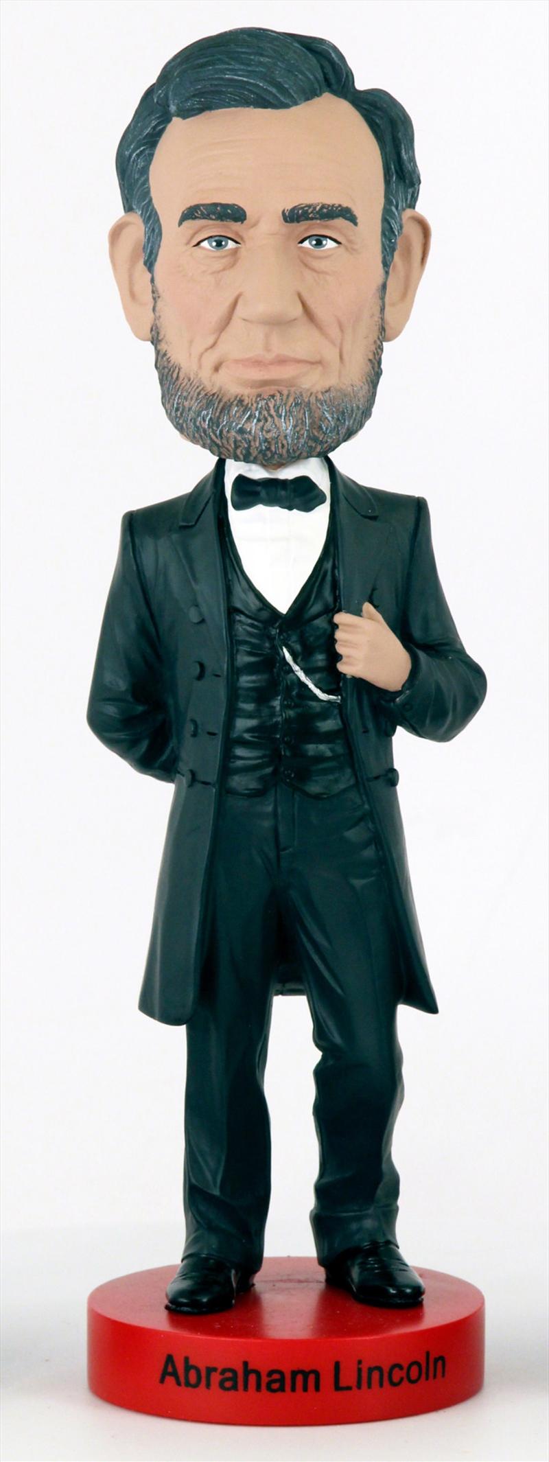 Bobblehead Abraham Lincoln Version 2 | Merchandise