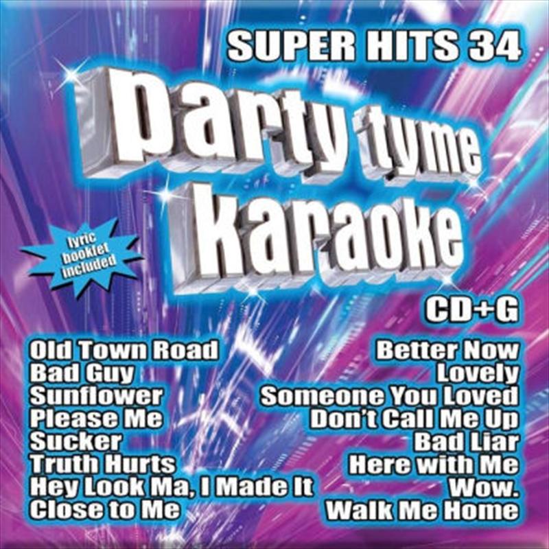 Super Hits 34 | CD