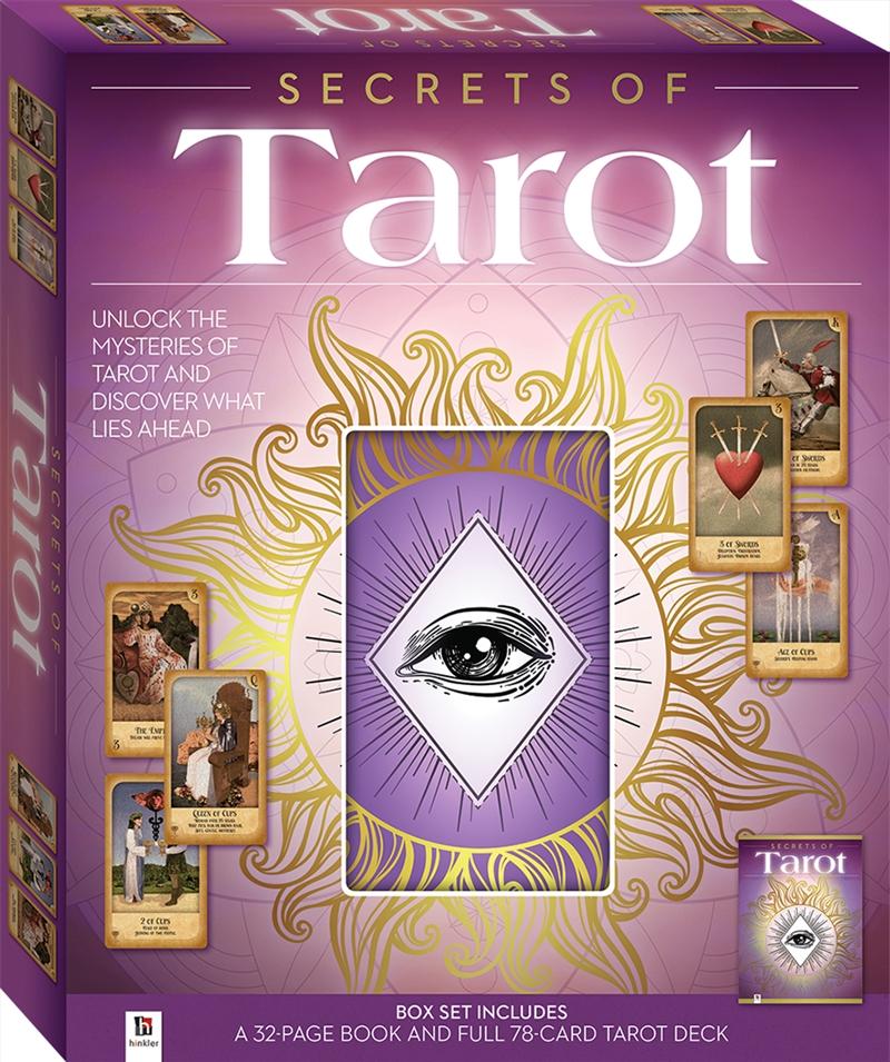 Secrets Of Tarot Gift Box | Merchandise