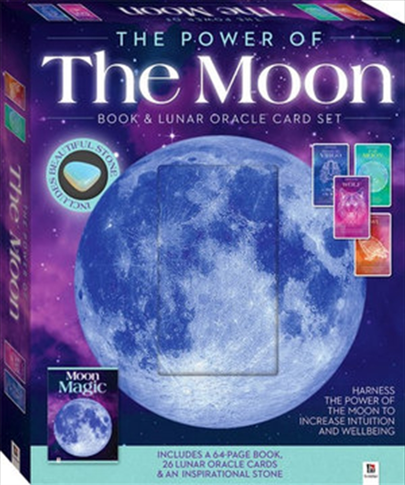 Power Of The Moon Box Set | Merchandise