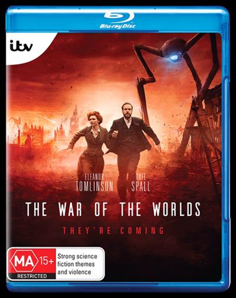 War Of The Worlds, The | Blu-ray