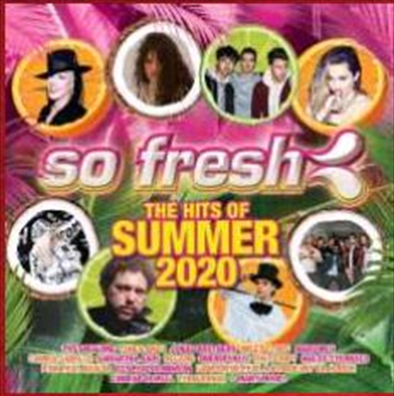 So Fresh - Hits Of Summer 2020 | CD