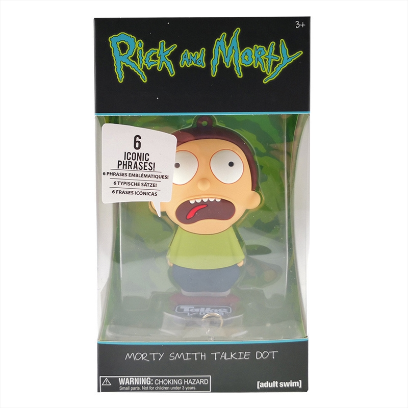 Talkie Dots Morty | Accessories