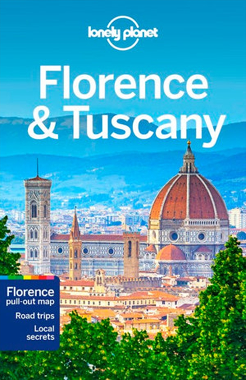 Lonely Planet: Travel Guide - Florence And Tuscany | Paperback Book