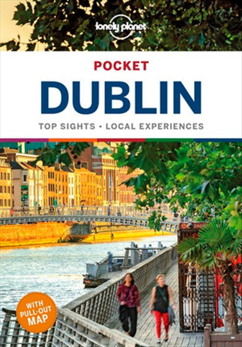 Lonely Planet Pocket Travel Guide : Dublin 5th Edition | Paperback Book