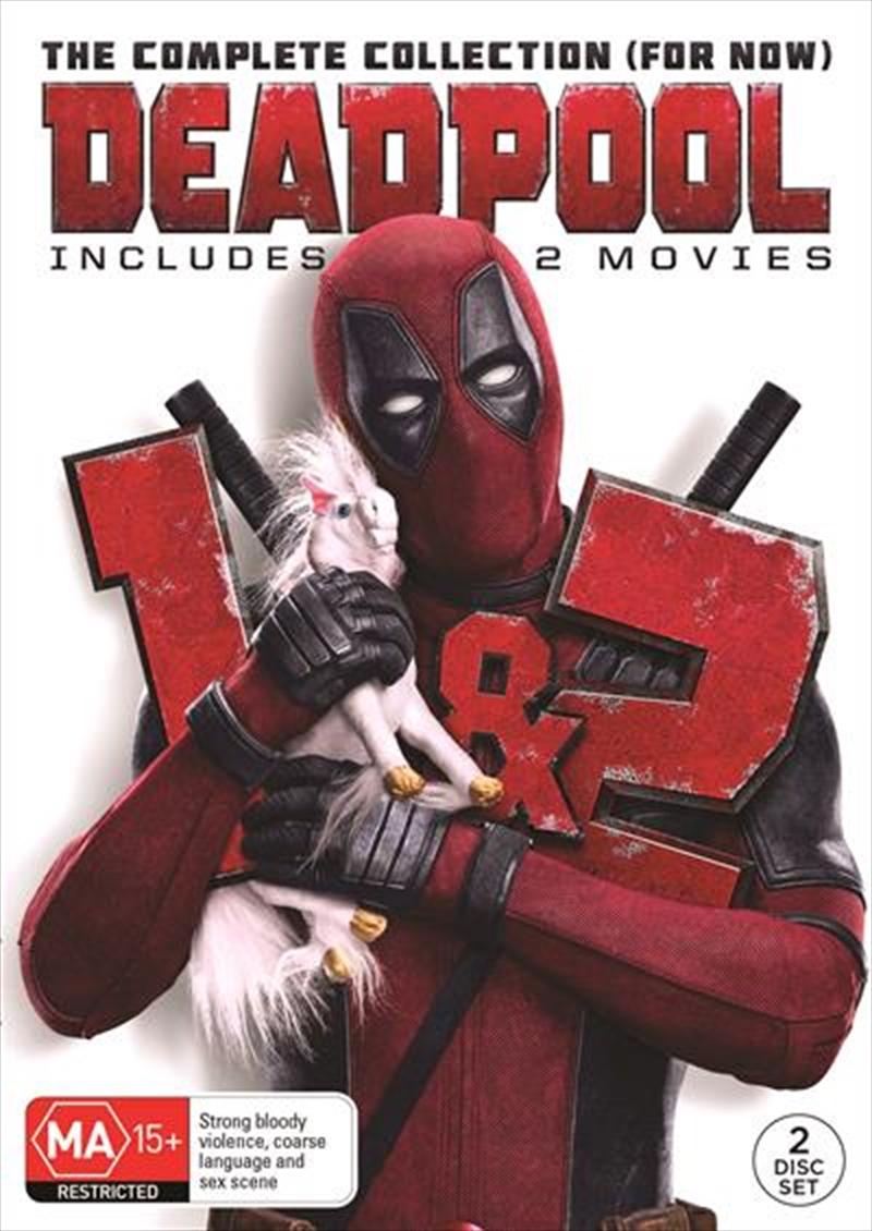 Deadpool | Double Pack | DVD