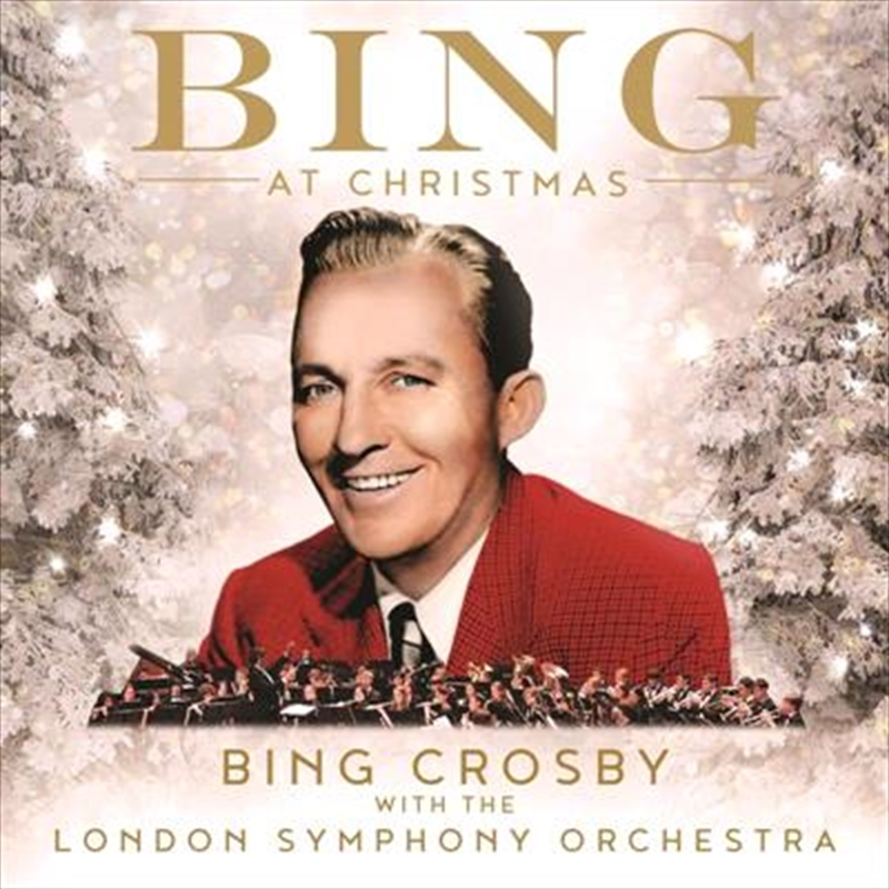 Bing At Christmas | CD