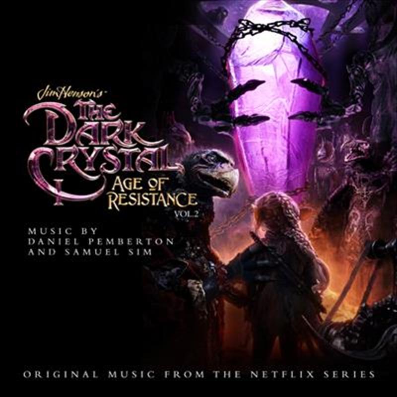 Dark Crystal - Age Of Resistance Vol 2   CD