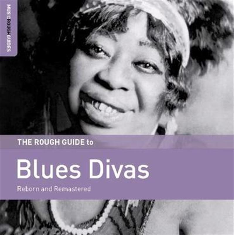 Rough Guide To Blues Divas   CD