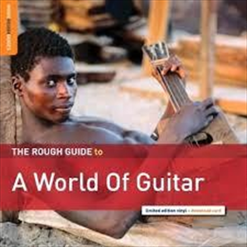 Rough Guide To A World Of Guitar | CD