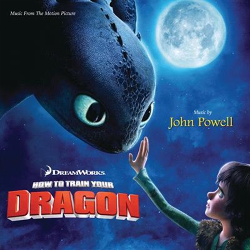 How To Train Your Dragon | Vinyl