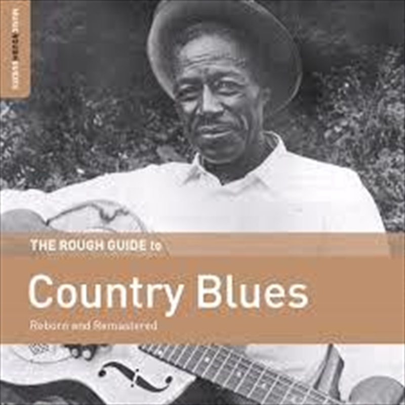 Rough Guide To Country Blues   Vinyl