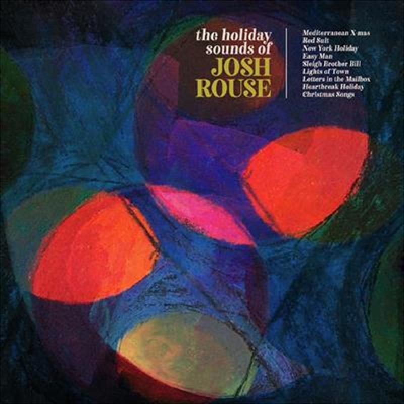 Holiday Sounds Of Josh Rouse | Vinyl