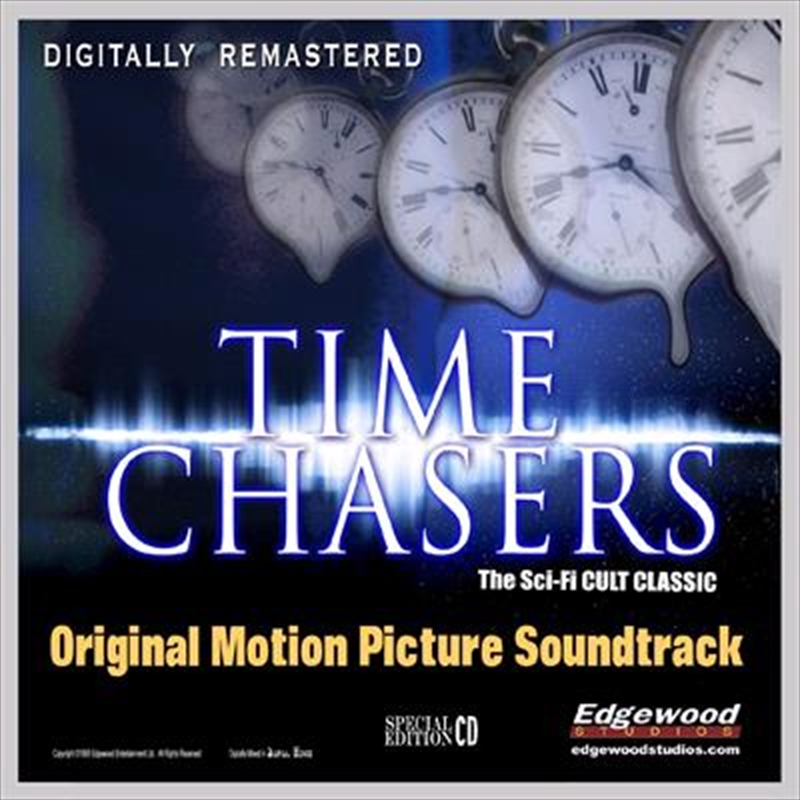 Time Chasers | Cassette