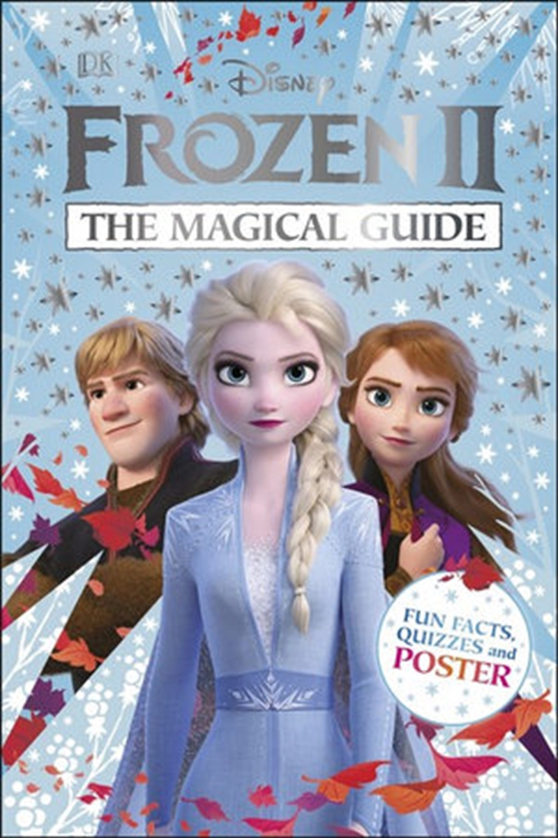 Disney Frozen 2 The Magical Guide | Hardback Book