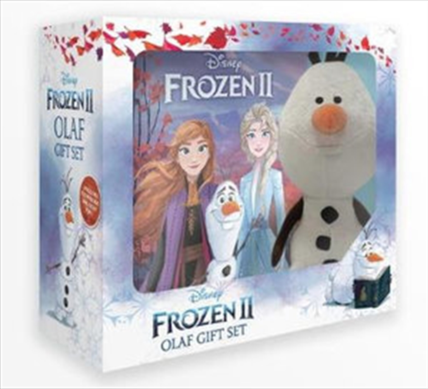 Frozen 2 : Olaf Book & Plush | Paperback Book