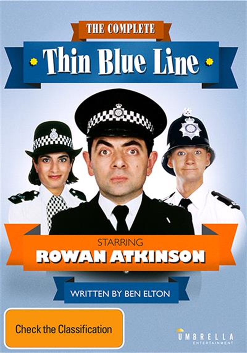 Thin Blue Line - The Complete Collection, The | DVD
