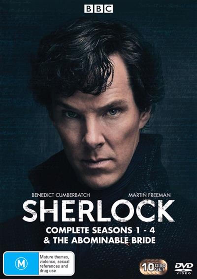 Sherlock Holmes - The Abominable Bride / Sherlock - Series 1-4 | DVD