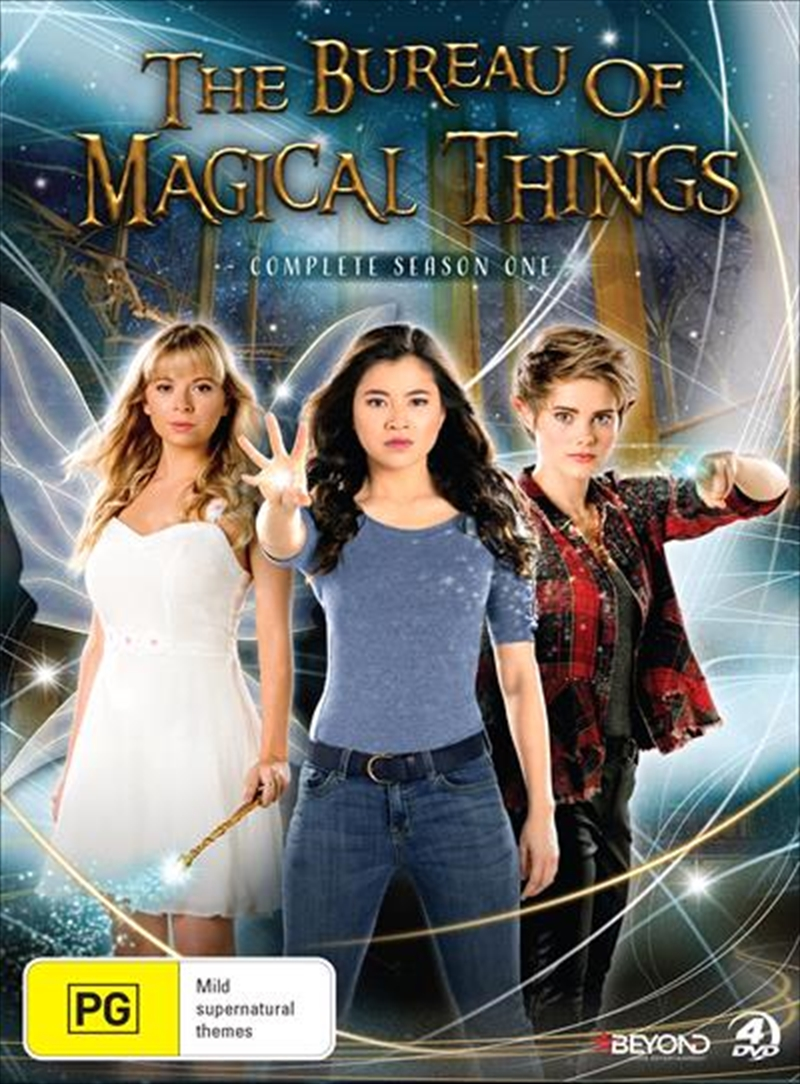 Bureau Of Magical Things - Season 1, The | DVD
