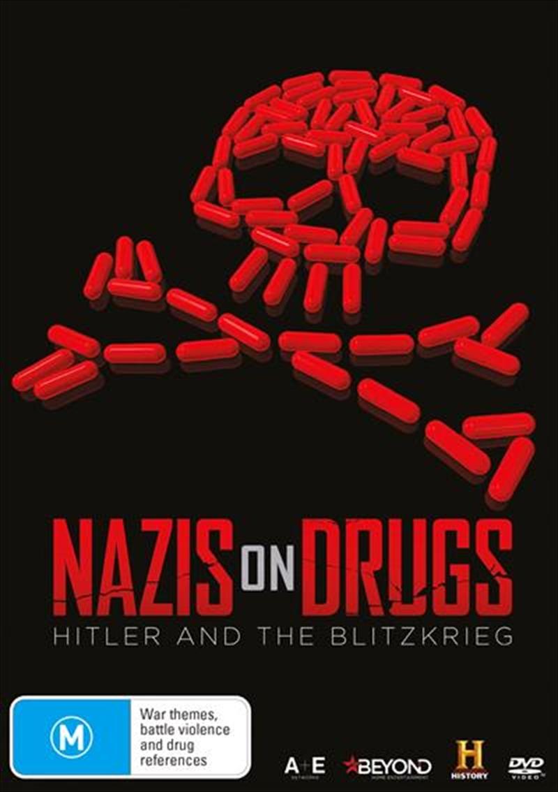 Nazis On Drugs - Hitler And The Blitzkrieg   DVD