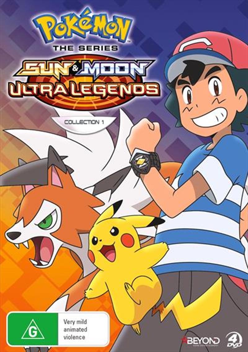 Pokemon - Season 22 - Collection 1 | DVD