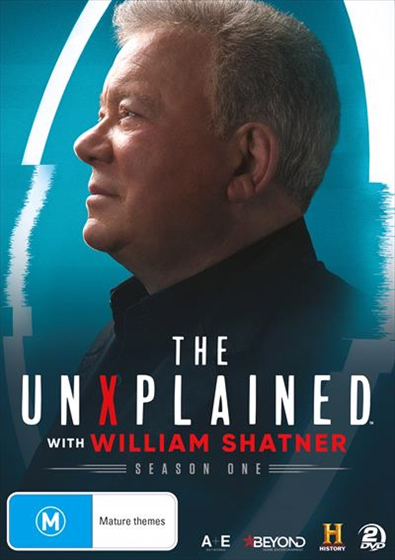 Unexplained With William Shatner - Season 1, The | DVD