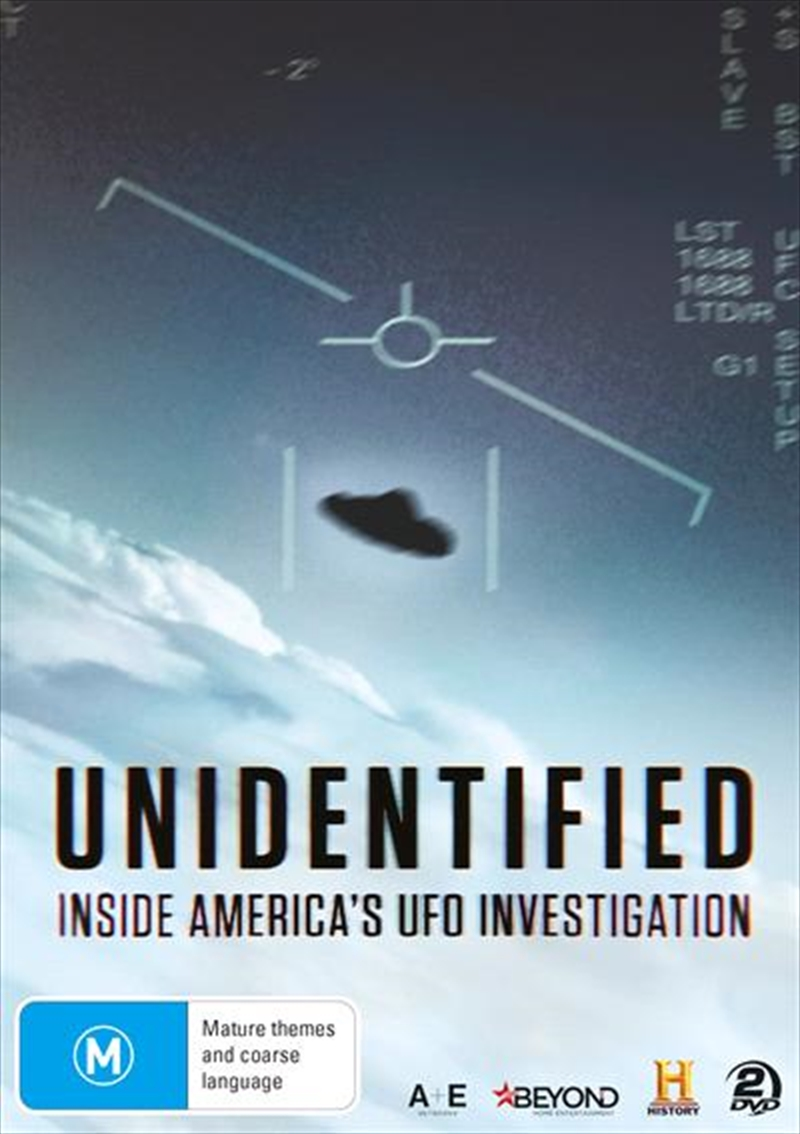 Unidentified - Inside America's UFO Investigation | DVD