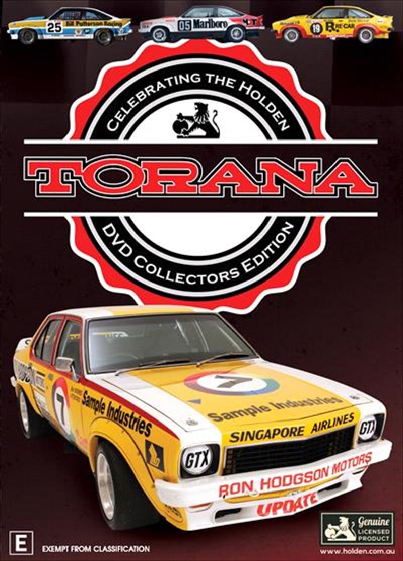 Holden Torana | Collection | DVD