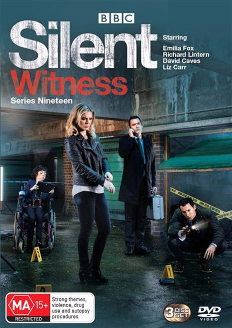 Silent Witness - Series 19 | DVD