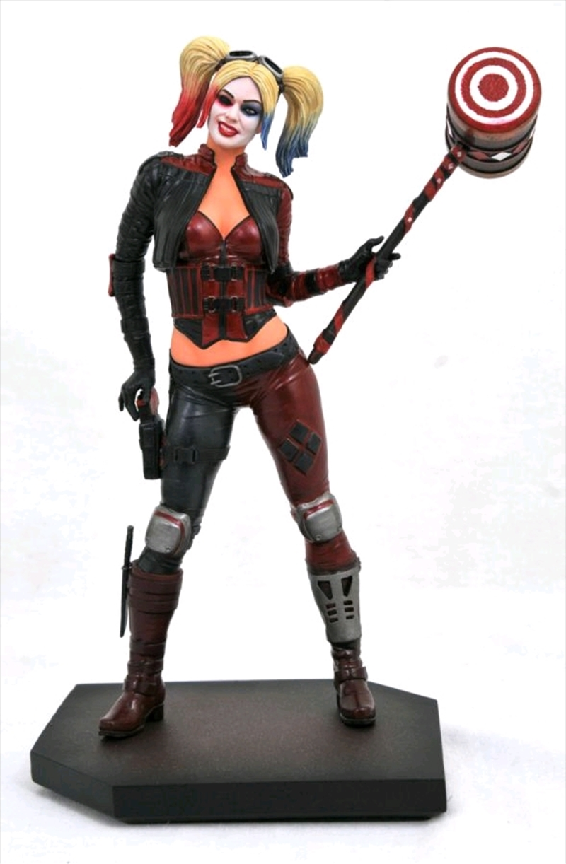 Injustice 2 - Harley Quinn DC Gallery PVC Statue | Merchandise