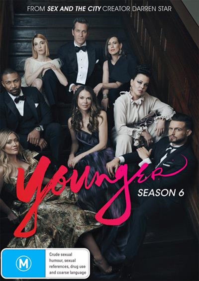 Younger - Season 6 | DVD