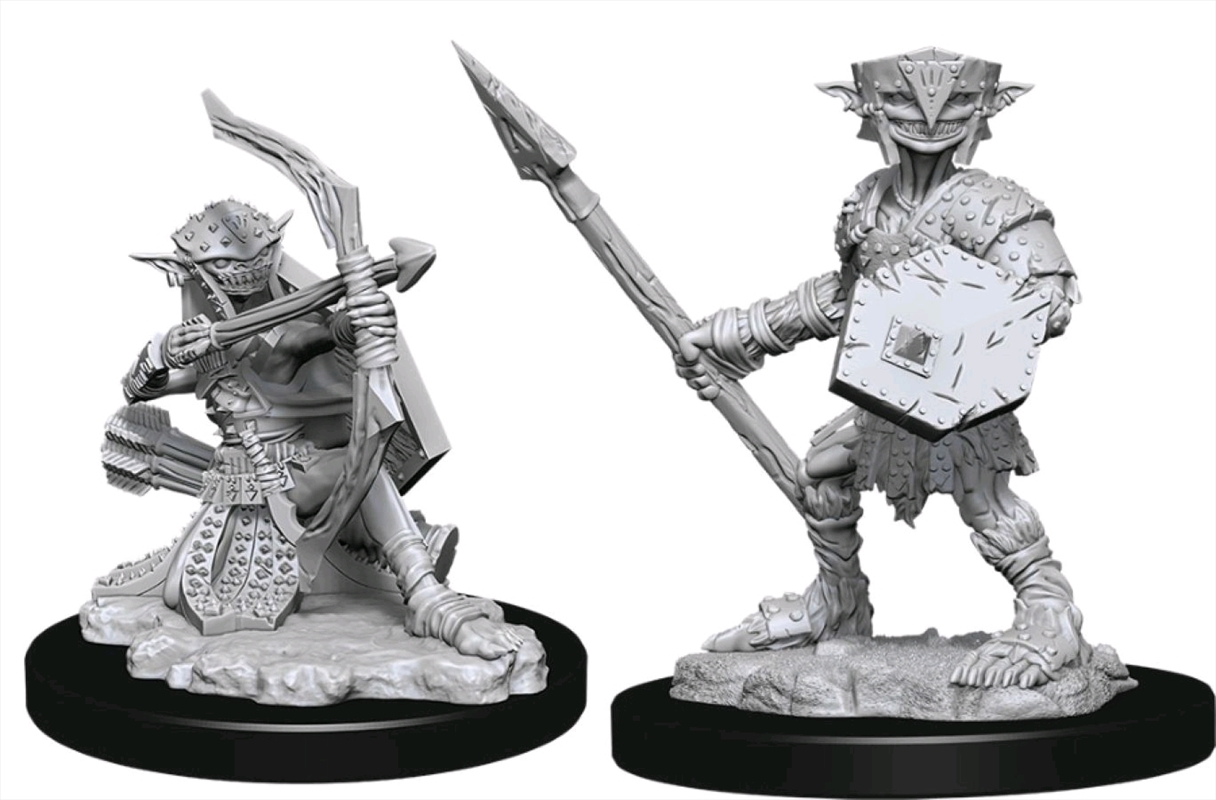 Pathfinder - Deep Cuts Unpainted Miniatures: Hobgoblin | Games