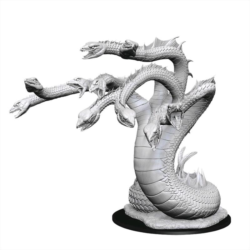 Pathfinder - Deep Cuts Unpainted Miniatures: Hydra | Games