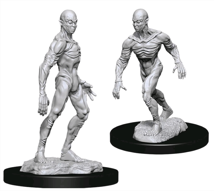 Dungeons & Dragons - Nolzur's Marvelous Unpainted Minis: Doppleganger | Games
