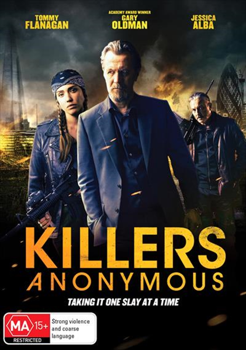 Killers Anonymous | DVD