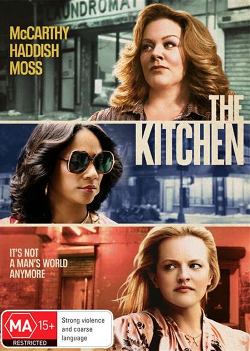 Kitchen, The | DVD