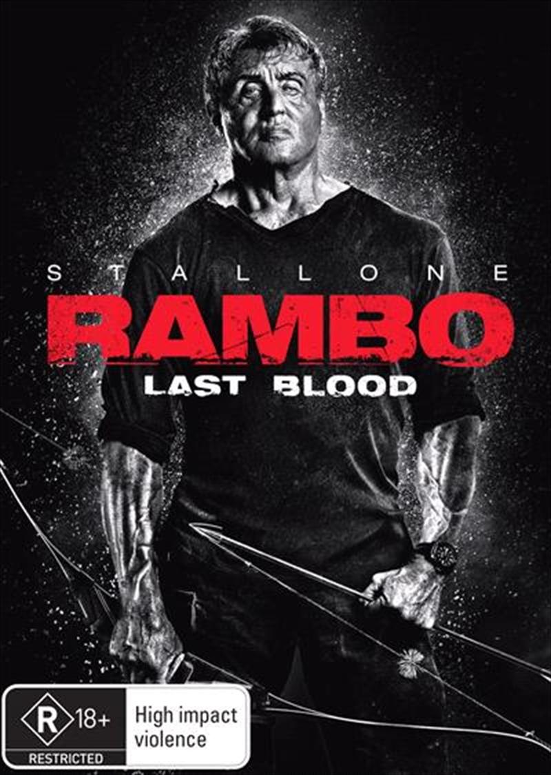 Rambo - Last Blood   DVD