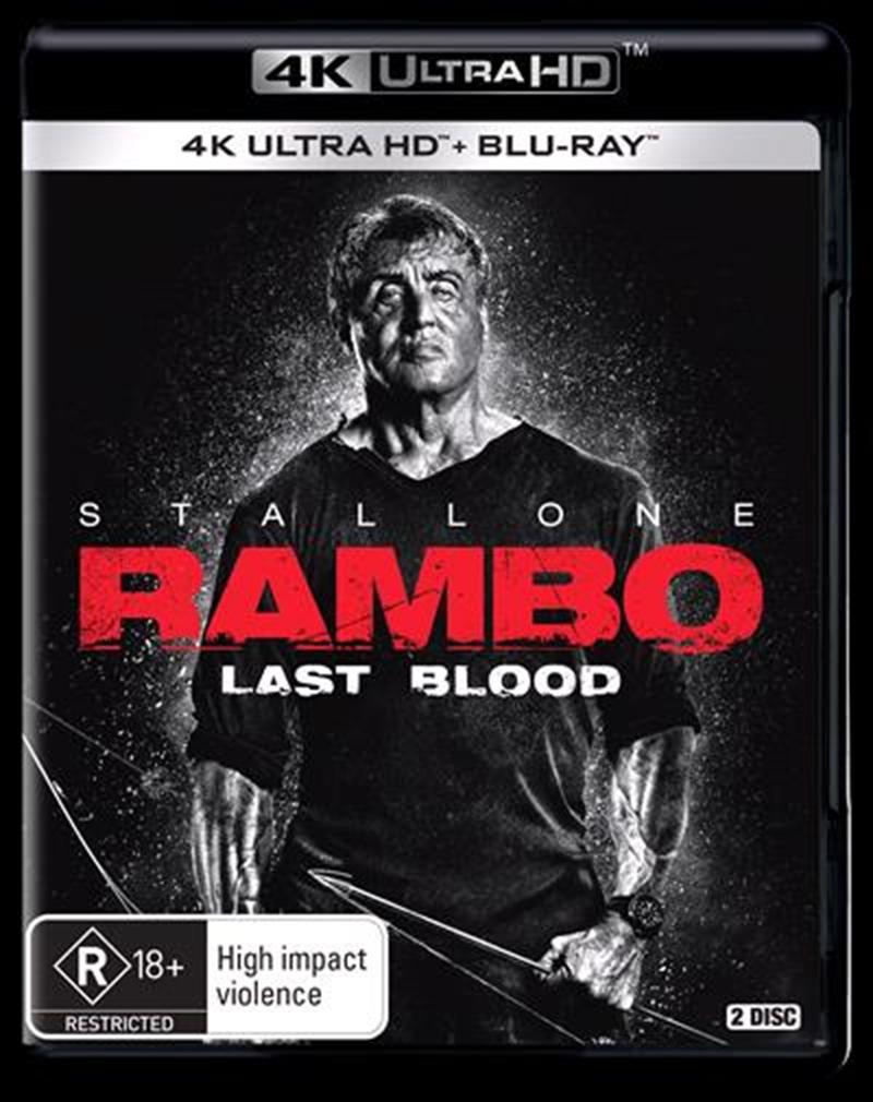 Rambo - Last Blood | Blu-ray + UHD | UHD