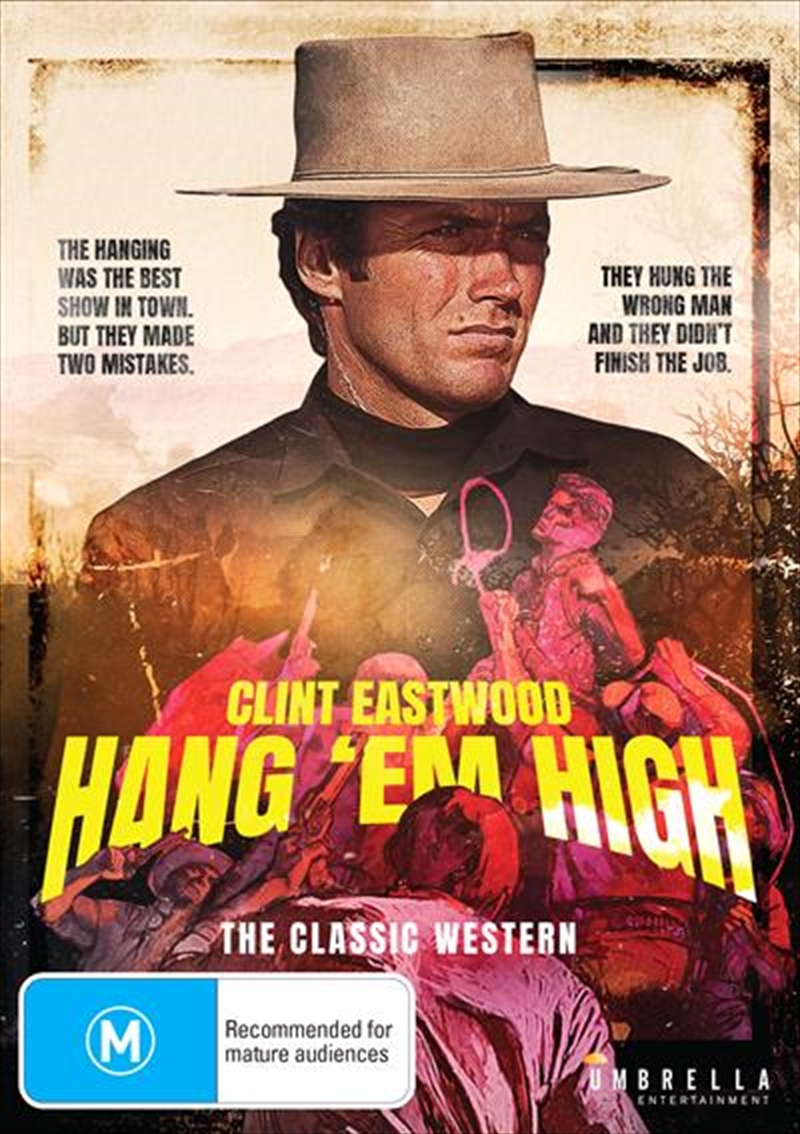 Hang 'Em High | Six Shooter Classics | DVD