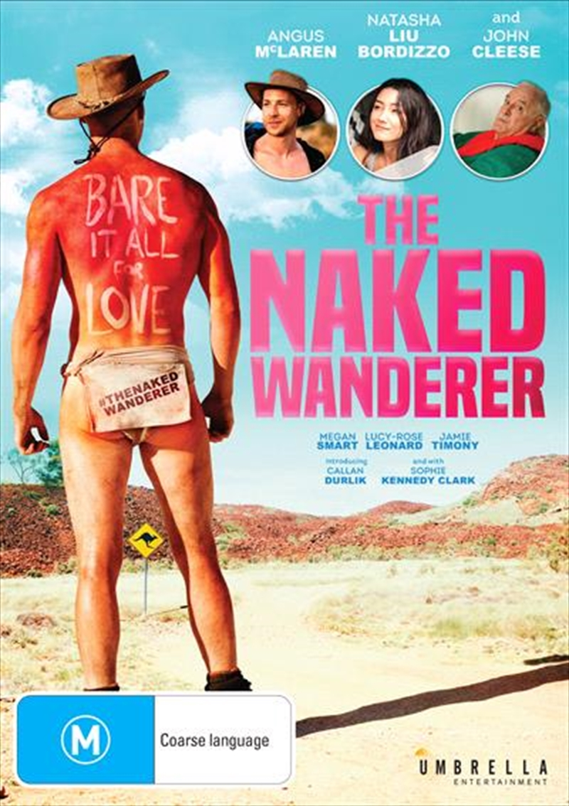 Naked Wanderer, The | DVD
