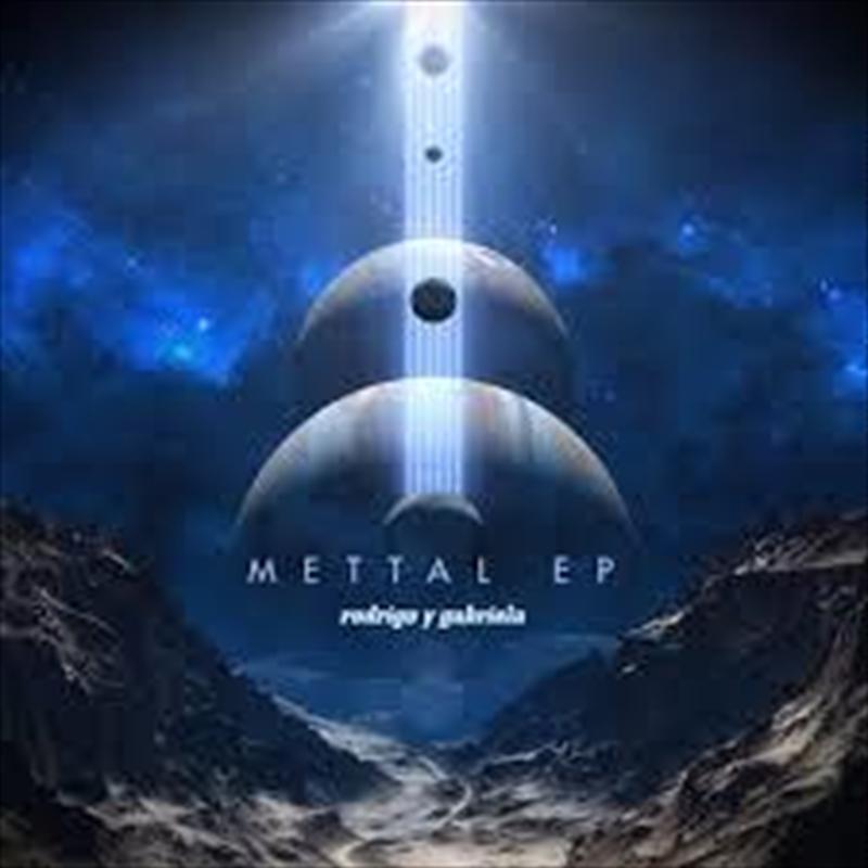 Mettal EP   Vinyl