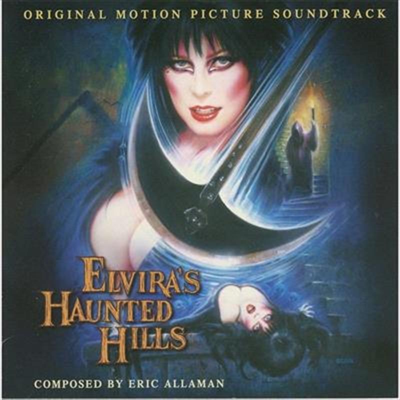 Elviras Haunted Hills | Vinyl