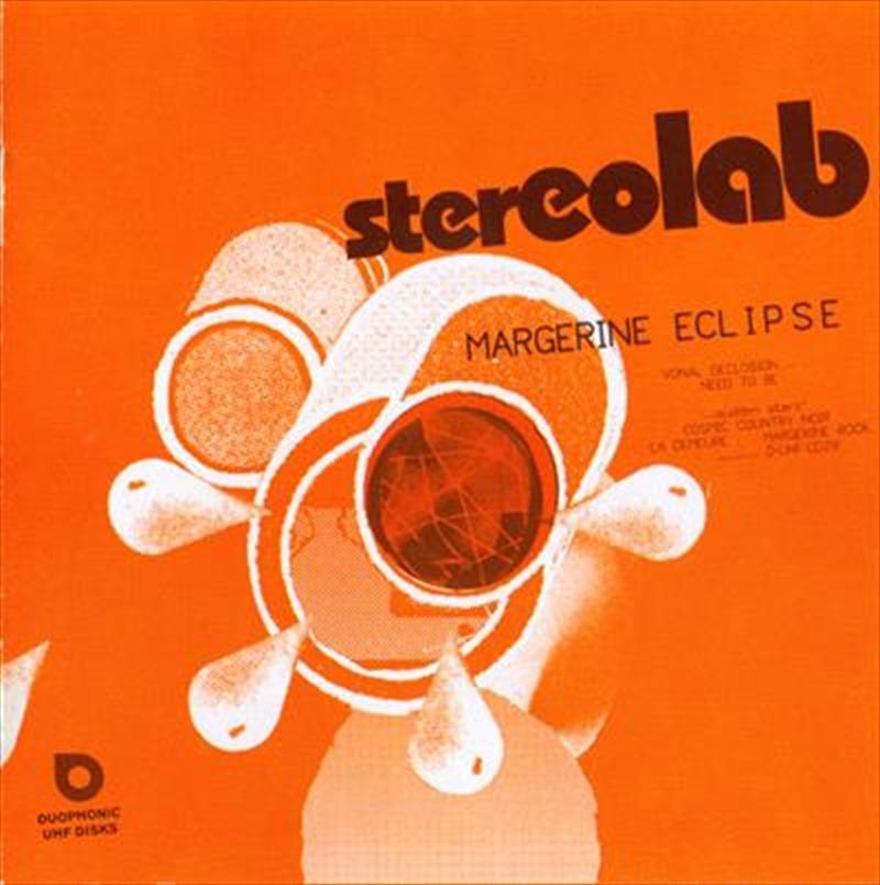 Margerine Eclipse | CD