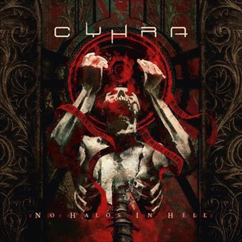 No Halos In Hell | CD