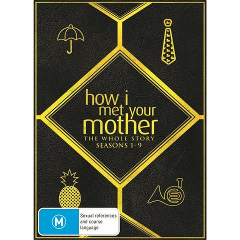 How I Met Your Mother - Season 1-9 | DVD