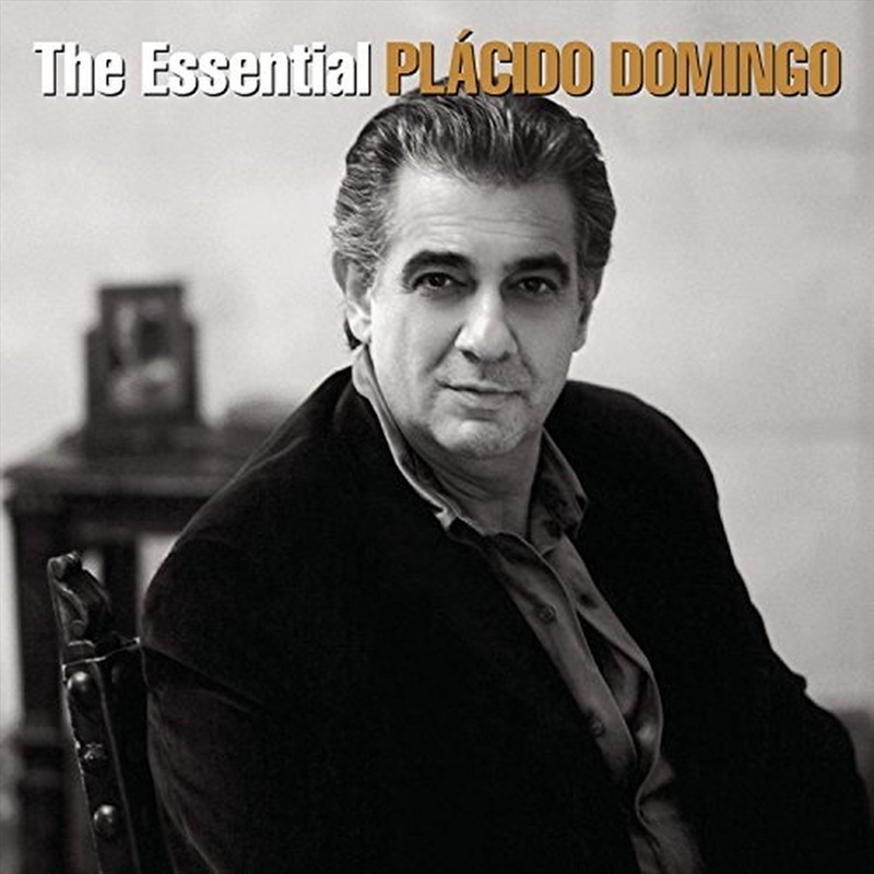 Essential Placido Domingo - Gold Series   CD