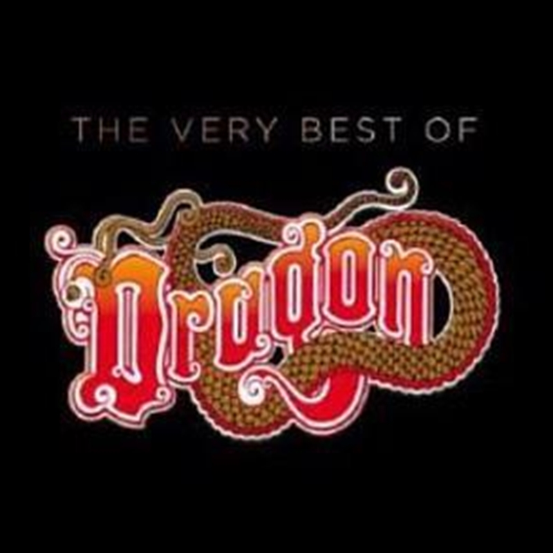 Very Best Of Dragon - Gold Series   CD